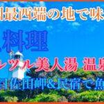 ★旅行記★【愛媛県 四国最西端の地で味わう美味しい魚料理とヌルヌル湯の温泉を楽しむ旅】2日目